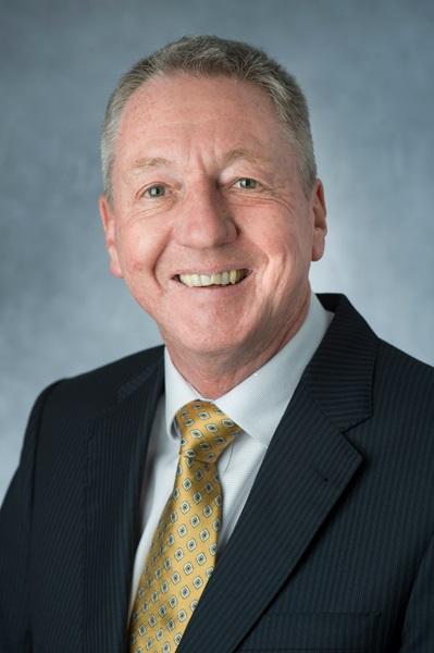 Reg Carruthers