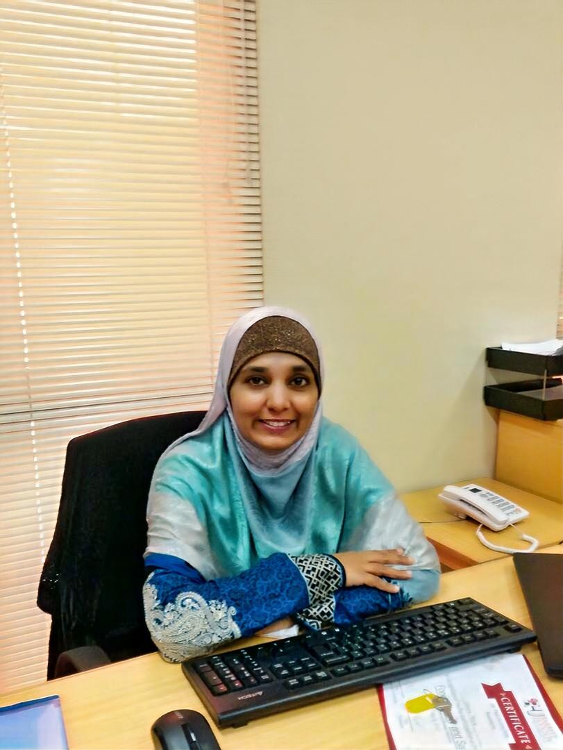 Ghazala Naureen